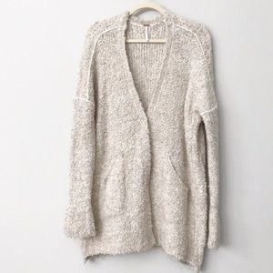 Free People Sweaters - Free People Cozy Long Cardigan in Sz S